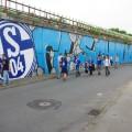 Das Ergebnis des Grafitti Projektes kann sich sehen lassen