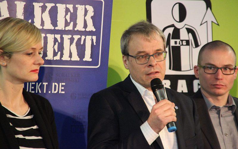 Pressemitteilung zur 23. BAG Tagung in Gelsenkirchen vom 22.03. – 24.03.2016