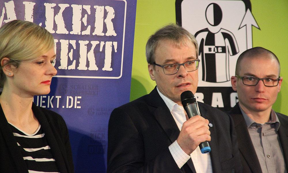 BAG Jahrestagung auf Schalke
