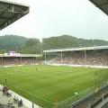 Stadionansicht Freiburg