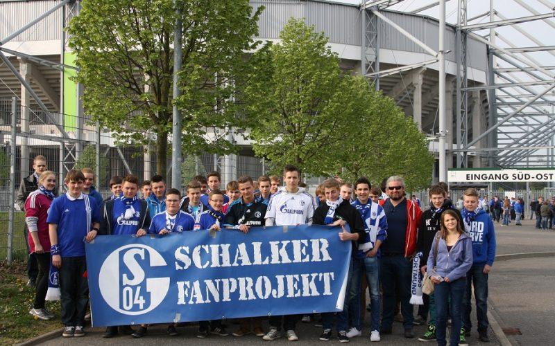 Kidstour nach Mönchengladbach am 25.10.2015