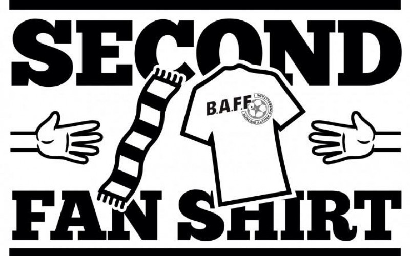 "Projekt ""Second Fan Shirt"""